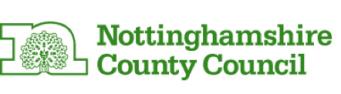 Notts CC Logo